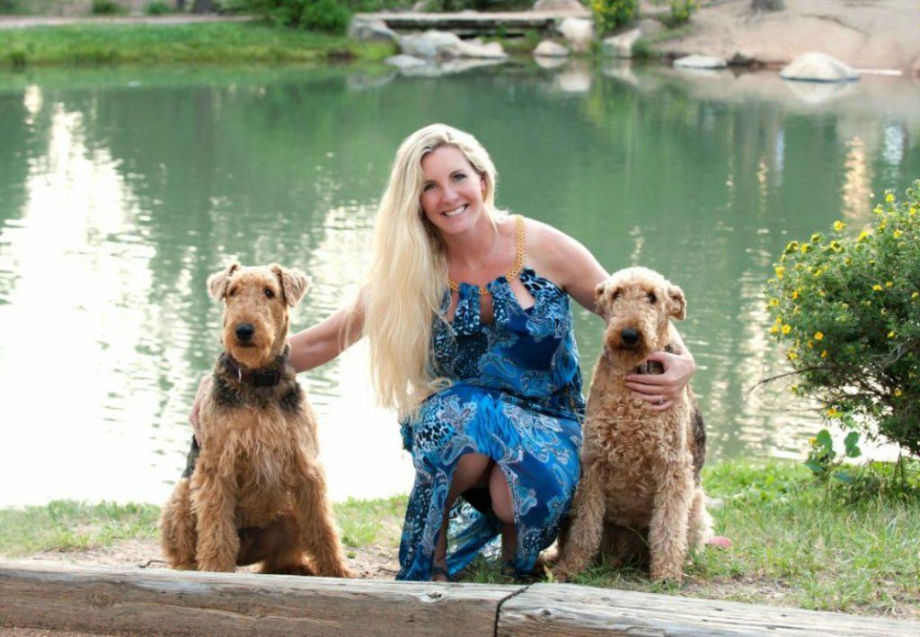 Colorado Springs Fox Run Park Dog Portraits