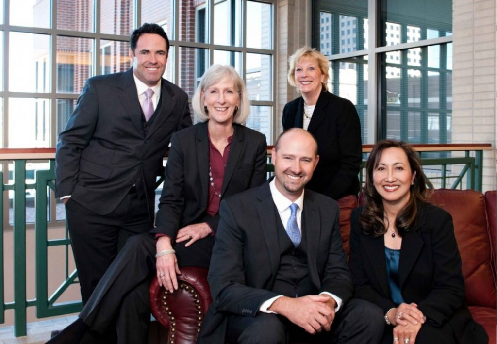 Colorado Springs Professional Headshot Wealth Management Group
